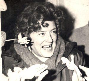 Tīna Hercberga Braucan uz Franciju 1968 dec